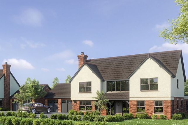 Thumbnail Detached house for sale in Pulloxhill Road, Greenfield, Bedford