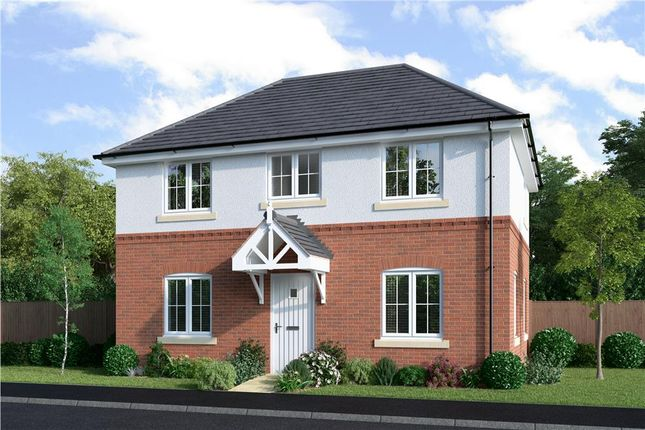 "3 bed detached house for sale in ""Broadway"" at ""Broadway"" At Oaks Road, Great Glen, Leicester LE8"