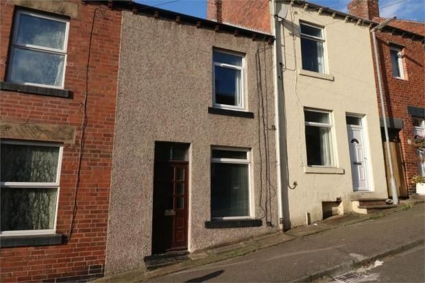 Front View of Gill Street, Hoyland, Barnsley, South Yorkshire S74