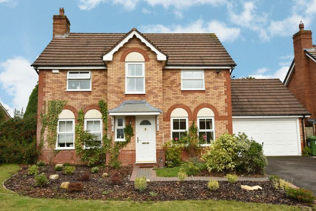 Detached house for sale in Walton Croft, Solihull