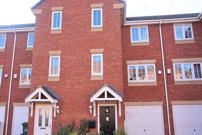 Thumbnail Town house for sale in Spring Place Court, Mirfield