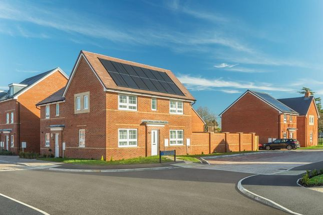 """Thumbnail Semi-detached house for sale in """"Hadley"""" at Magna Road, Canford"""