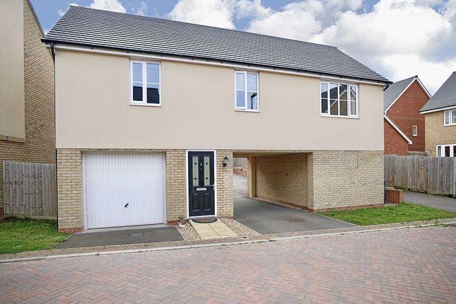 2 bed property for sale in Clare Close, Papworth Everard, Cambridgeshire. CB23