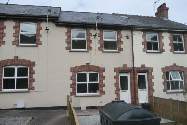 Thumbnail Terraced house to rent in Bojea Terrace, Trethowel, St. Austell