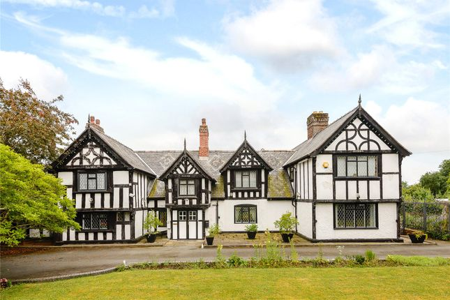 Thumbnail Detached house for sale in Station Road, Whittington, Oswestry, Shropshire