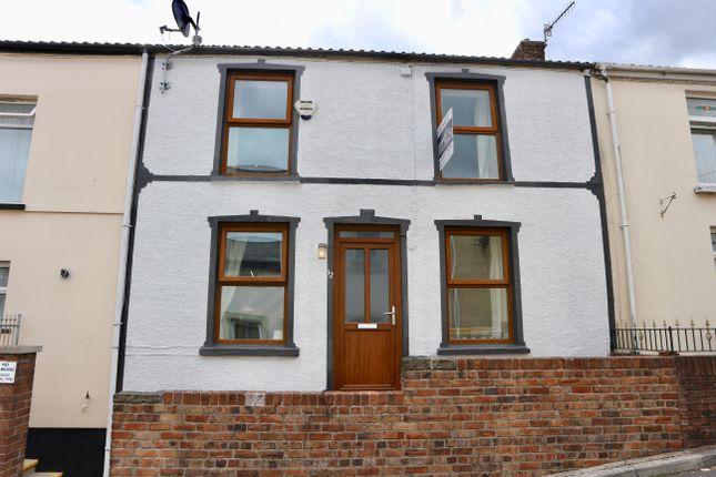 Thumbnail Terraced house for sale in Morgan Street, Merthyr Tydfil
