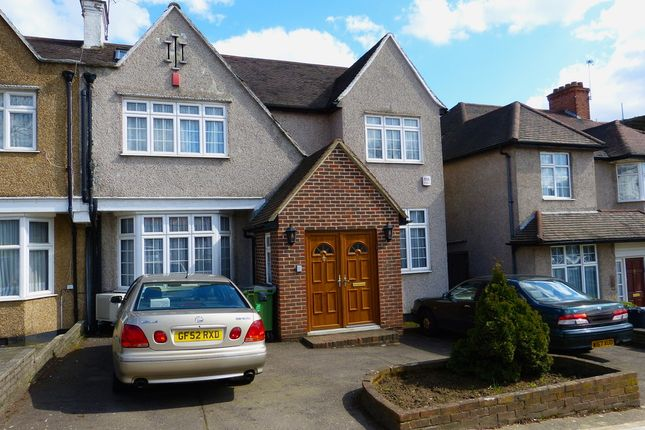 6 bed semi-detached house for sale in Princes Park Avenue, Golders Green, London