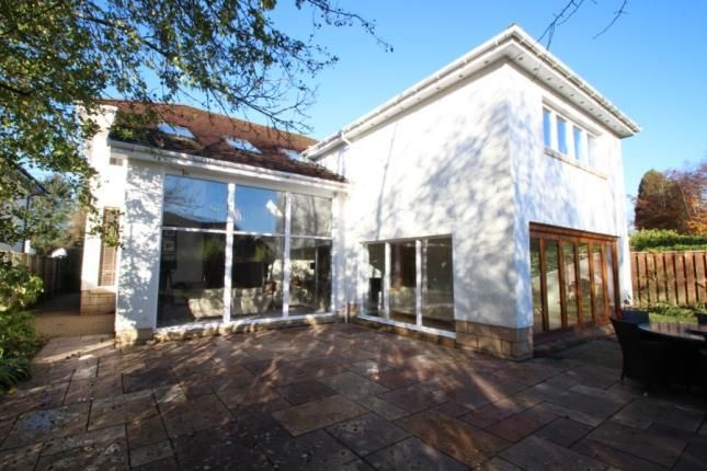 Thumbnail Detached house for sale in Sunningdale Avenue, Newton Mearns, Glasgow, East Renfrewshire