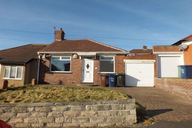 Thumbnail Bungalow to rent in Broomridge Avenue, Benwell, Newcastle Upon Tyne