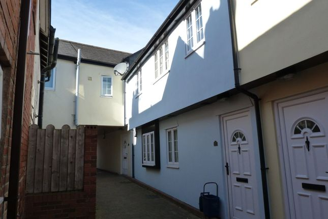 Thumbnail Terraced house to rent in Bakers Mews, Fore Street, Cullompton