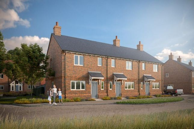 Thumbnail End terrace house for sale in Brightwell-Cum-Sotwell, Wallingford
