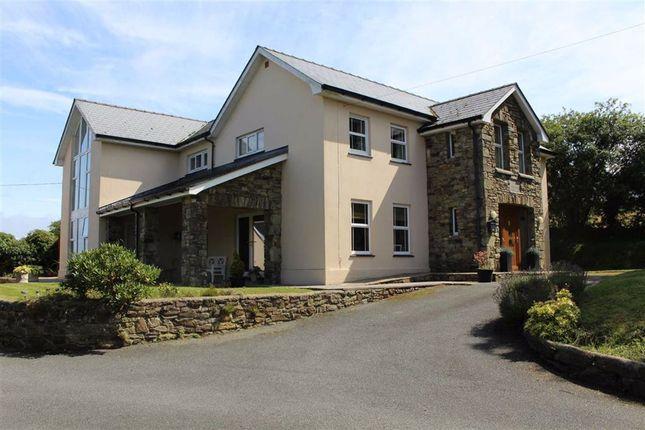 Thumbnail Detached house for sale in Sarnau, Llandysul