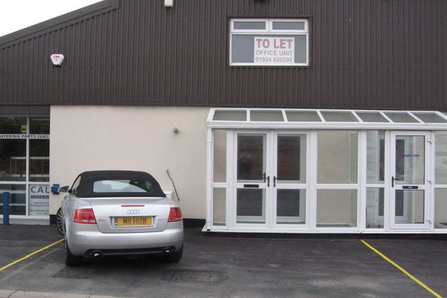 Thumbnail Office to let in Pollard Street, Lofthouse Gate, Wakefield