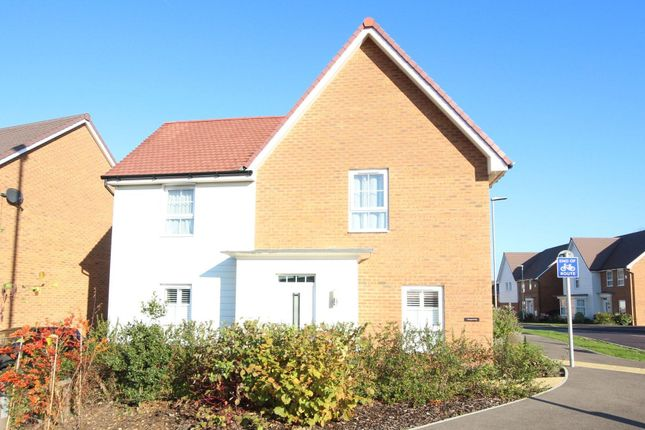 Thumbnail Detached house for sale in Bunyard Way, Allington