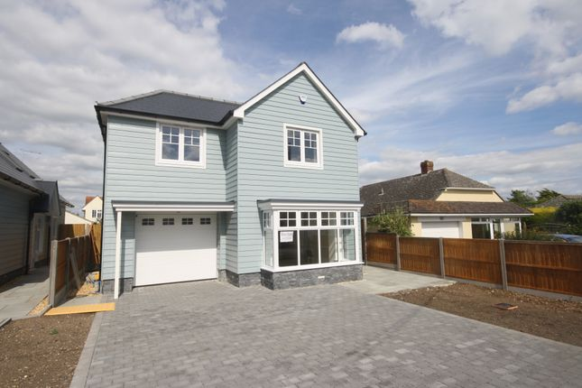 Thumbnail Detached house for sale in Ravens Way, Milford On Sea