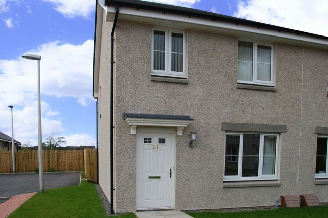 3 bed semi-detached house to rent in Resaurie Gardens, Smithton, Inverness IV2