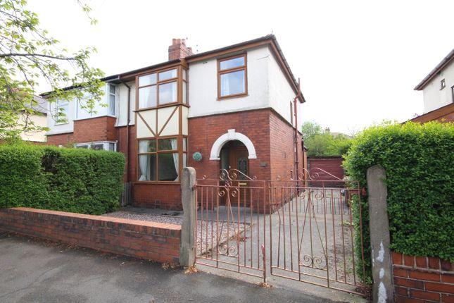 Semi-detached house for sale in Cadley Causeway, Fulwood, Preston