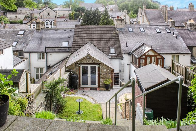 Thumbnail Terraced house for sale in Church Street, Tideswell, Buxton