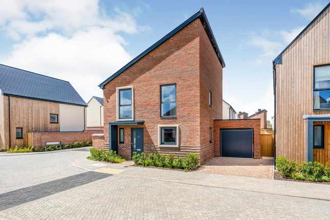 Thumbnail Detached house for sale in Charlotte Avenue, Bicester
