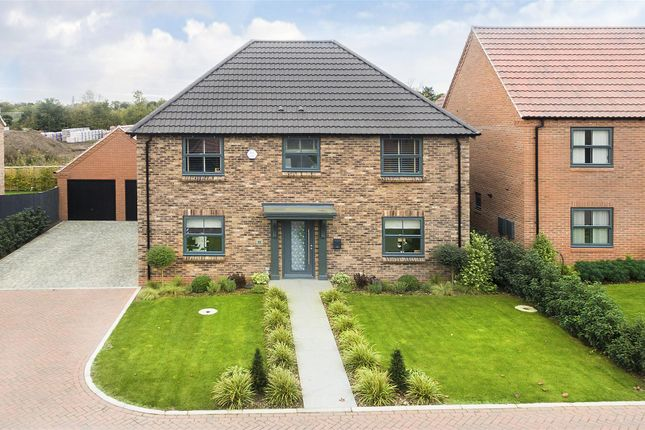 Thumbnail Detached house for sale in Plot 3, Valley View, Retford