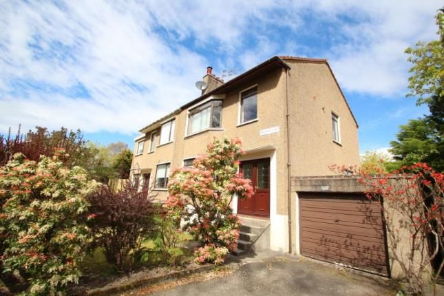 Thumbnail Semi-detached house for sale in Brenfield Road, Muirend