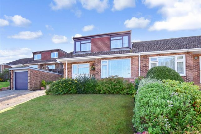 Thumbnail Bungalow for sale in Valestone Close, Hythe, Kent