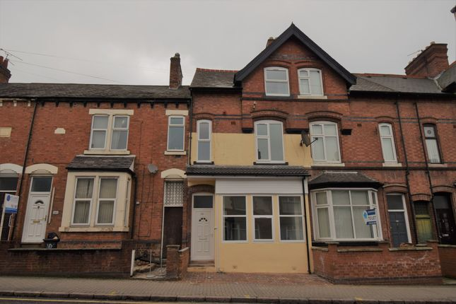 Thumbnail Flat for sale in Evington Road, Evington, Leicester