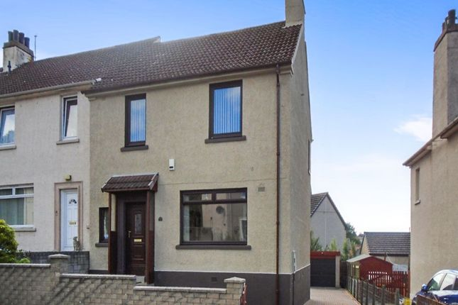 Thumbnail Terraced house to rent in Hill Terrace, Markinch, Glenrothes
