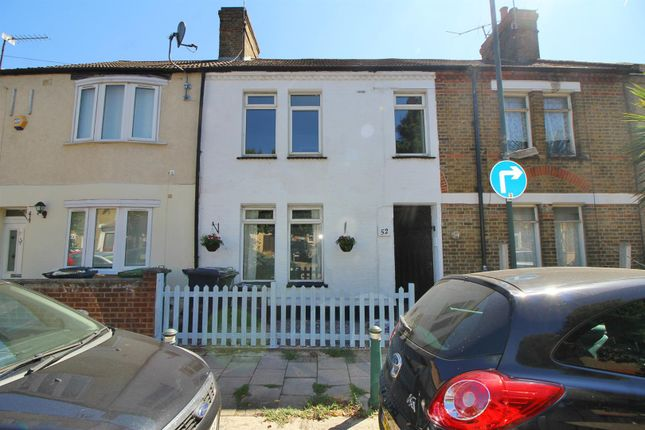 Thumbnail Terraced house to rent in Queens Road, Waltham Cross, Cheshunt