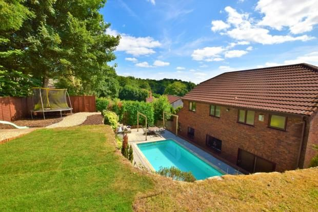 Thumbnail Detached house for sale in Beechwood Rise, Plymouth, Devon