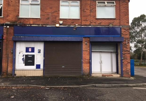 Thumbnail Retail premises to let in Shaftesbury Avenue, Altrincham, Cheshire