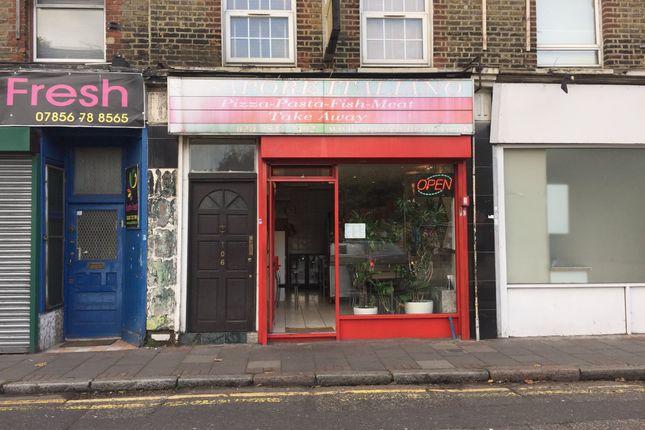 Thumbnail Restaurant/cafe for sale in Salmon Lane, London