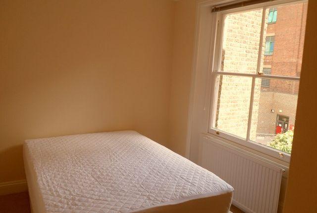 Thumbnail Flat to rent in Almeida Street, London
