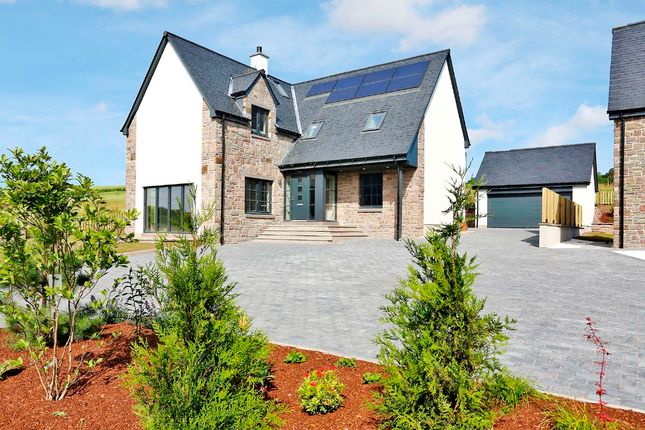 Thumbnail Detached house for sale in The Isla, Needburn Park, Methven, Perthshire