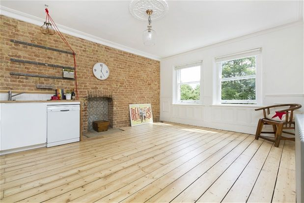 Thumbnail Flat to rent in Honor Oak Road, London