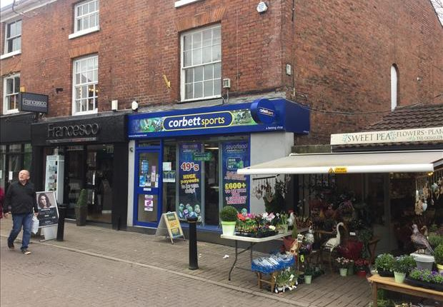 Thumbnail Retail premises to let in 6, Bridge Street, Congleton