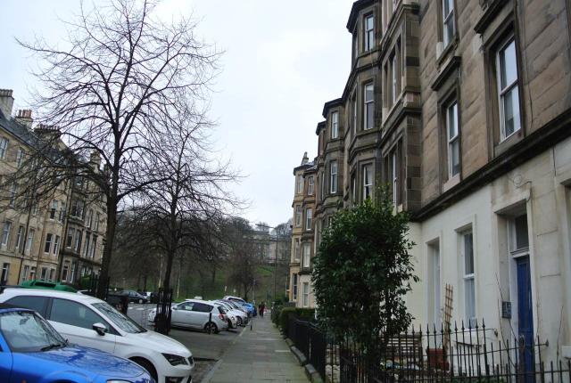 Thumbnail Flat to rent in Hillside Street, Hillside, Edinburgh