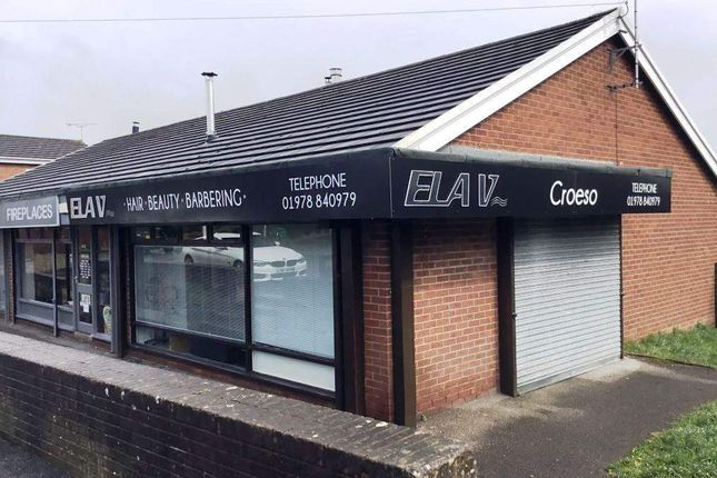 Thumbnail Retail premises for sale in Maes Isaf, Johnstown, Wrexham