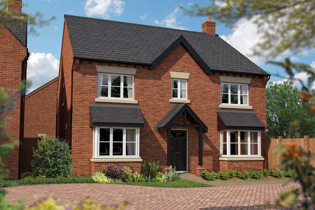 "Thumbnail Detached house for sale in ""The Winchester"" at Haygate Road, Wellington, Telford"