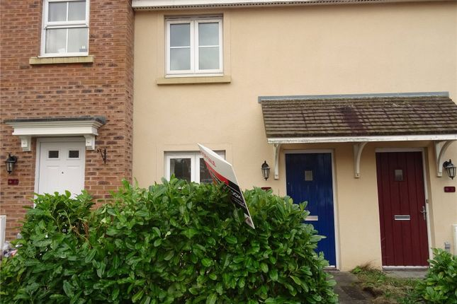 Thumbnail Terraced house for sale in Glas Y Gors, Aberdare, Rhondda Cynon Taff