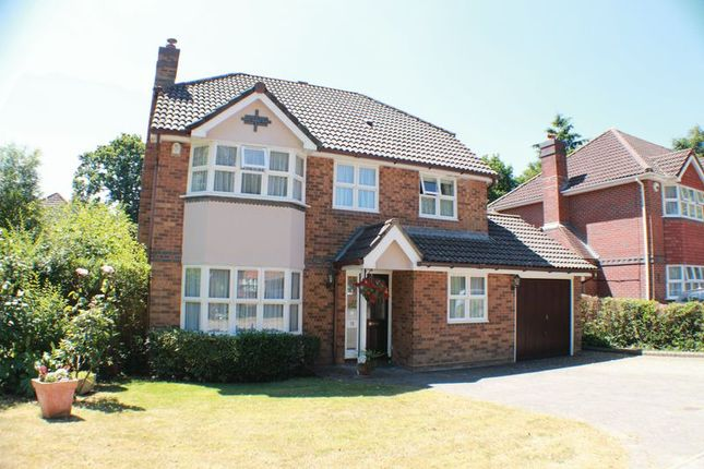 Thumbnail Detached house for sale in Crofton Close, Southampton