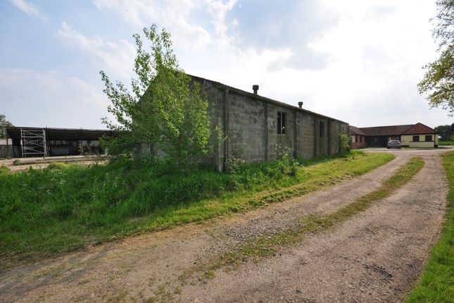 Thumbnail Land for sale in Mill Road, Winfarthing, Diss