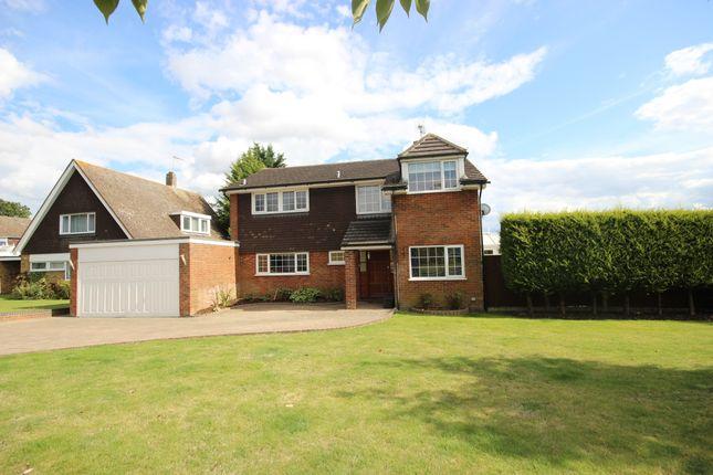 Detached house to rent in Burywick, Harpenden