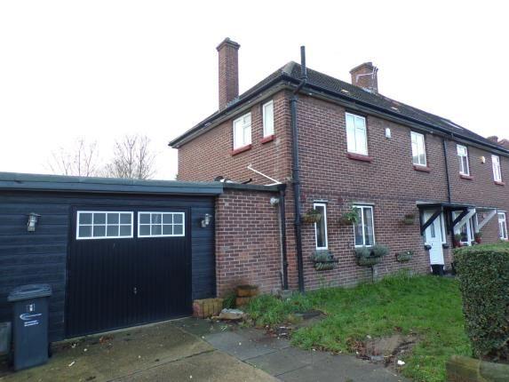 Thumbnail Semi-detached house for sale in Highland Avenue, Dagenham
