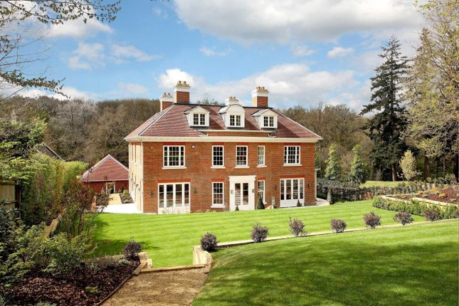 Thumbnail Detached house for sale in Long Bottom Lane, Seer Green, Beaconsfield
