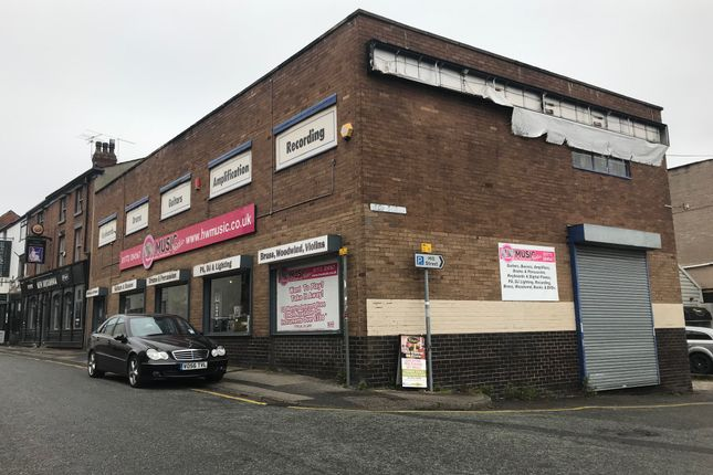 Thumbnail Retail premises to let in Heatley Street, Preston