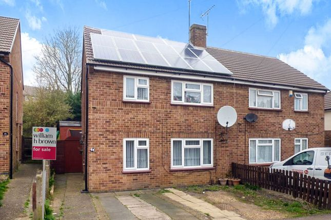 Thumbnail Semi-detached house for sale in Dalkeith Road, Wellingborough
