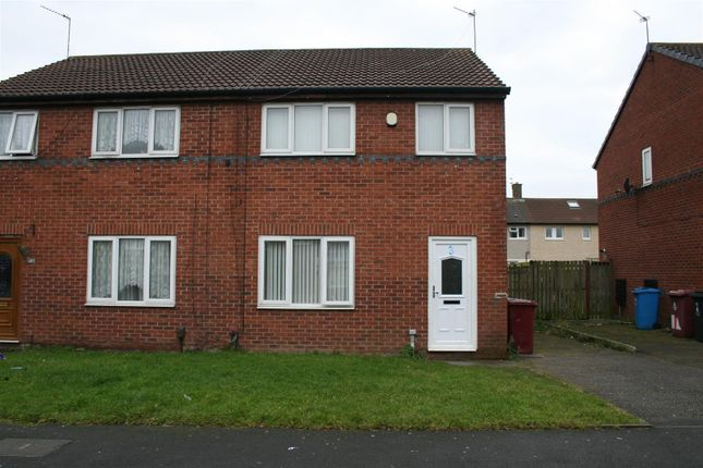Thumbnail Semi-detached house to rent in Evellynne Close, Kirkby, Liverpool