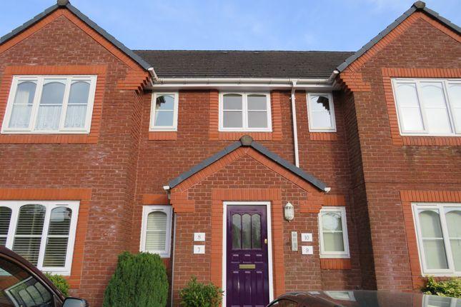 Thumbnail Flat for sale in Barker Mill Close, Rownhams, Southampton