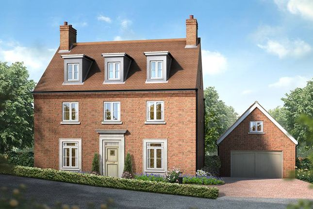 "Thumbnail Detached house for sale in ""The Haywood"" at Kings Drive, Midhurst"